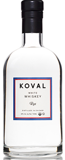 Koval White Whiskey Rye 750ml